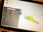 Linux Mint 13 On MacBook Pro