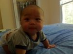 Original iPhone 4 Photo Of My Nephew Image 01