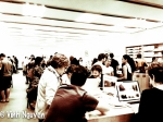 Lightroom 4 Retouched iPhone 5 Photo Of Apple Store Image 02