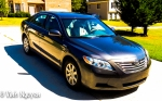 Lightroom 4 Retouched Of DSC TX10 Sony Capture of My 2007 Hybrid Camry Image 01