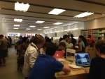 Original iPhone 5 Photo Of Apple Store Image 02