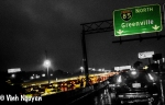 Lightroom 4 Retouched iPhone 5 Photo Of Highway Jam In The Evening Picture 01