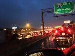 Original iPhone 5 Photo Of Highway Jam In The Evening