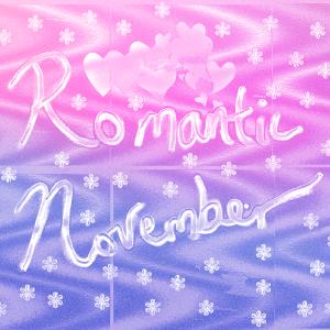"""Romantic November cover art for """"Romantic November"""" single (MP3) by Vinh Nguyen"""