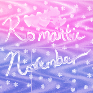 "Romantic November cover art for ""Romantic November"" single (MP3) by Vinh Nguyen"