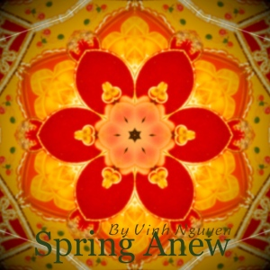 Spring Anew Single Cover Art By Vinh Nguyen