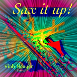 Sax it up 01 music cover art