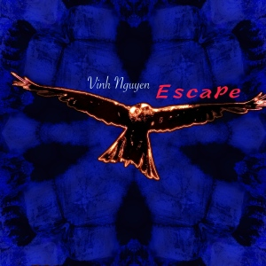 Escape Music Cover Art by Vinh Nguyen
