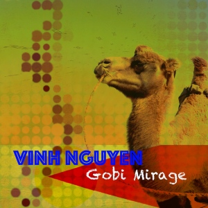 Gobi Mirage Music Cover Art