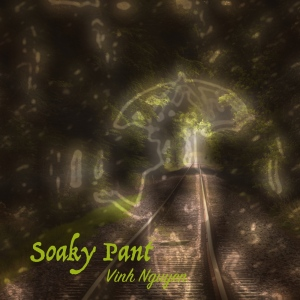 Soaky Pant Music Cover Art by Vinh Nguyen